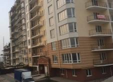 Новостройка в Севастополе